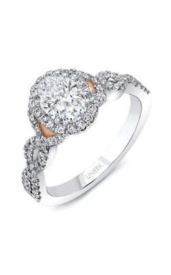 Uneek Amore Engagement ring A109OVWR-7.5X5.5OV product image
