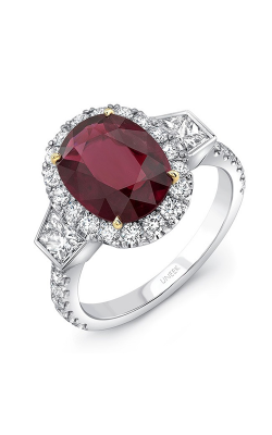 Uneek Gemstone Fashion Ring LVS1005OVRU product image