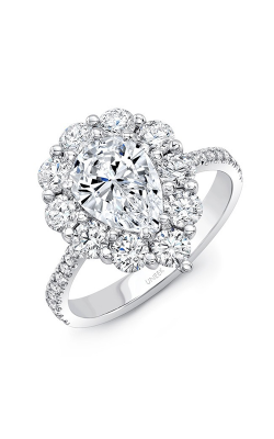 Uneek Signature Engagement ring LVS1015PS product image