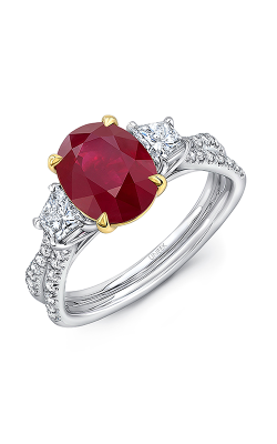 Uneek Gemstone Fashion Ring LVS1016OVRU product image