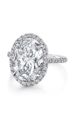 Uneek Signature Engagement ring LVS704 product image