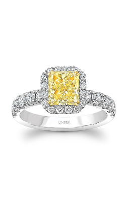 Uneek Natureal Engagement Ring LVS809RADFY product image