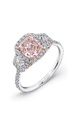 Uneek Natureal Engagement Ring LVS882 product image