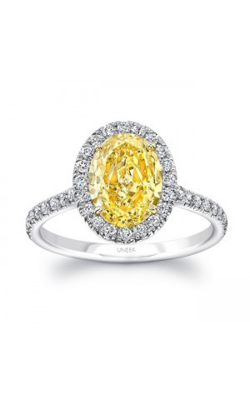 Uneek Natureal Engagement ring LVS893OVFY product image