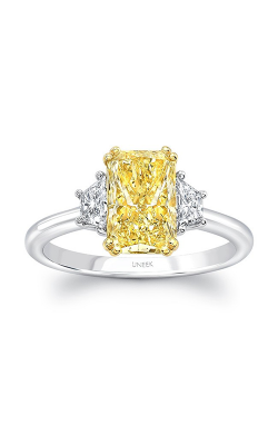 Uneek Natureal Engagement ring LVS973RAD product image