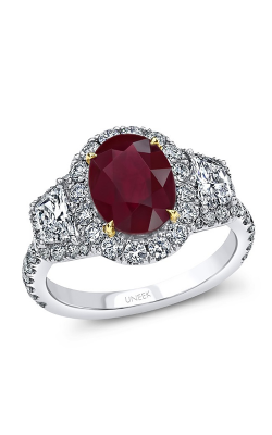 Uneek Gemstone Fashion Ring LVS989OVRU product image