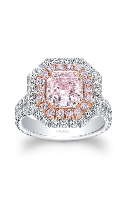 Uneek Natureal Engagement Ring LVSM1000SQ product image