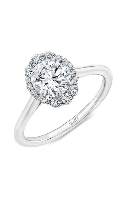 Uneek Silhouette Engagement ring SWS232W-6.5RD product image