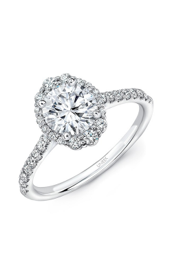 Uneek Silhouette Engagement Ring SWS232DSW-6.5RD product image