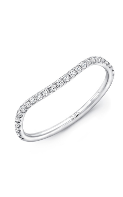 Uneek Silhouette Wedding band WB229C product image