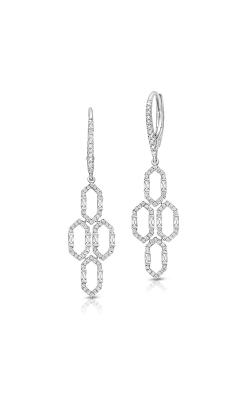 Uneek Diamond Earrings LVEAD482W product image