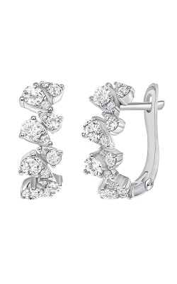 Uneek Diamond Earrings LVEAD604W product image
