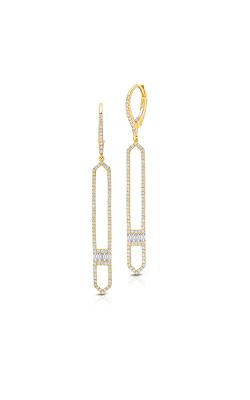 Uneek Diamond Earrings LVEAD968Y product image