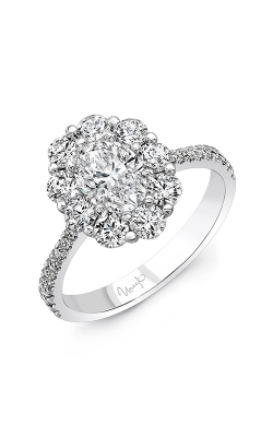 Uneek Engagement Rings Engagement ring LVS1015OV product image
