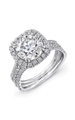 Uneek Engagement Rings LVS904-8.0RD product image