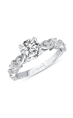 Uneek Engagement Rings Engagement ring SWUS014CW-6.5RD product image