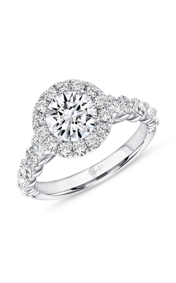 Uneek Engagement Rings Engagement Ring SWUS017RDCW-6.5RDV1 product image