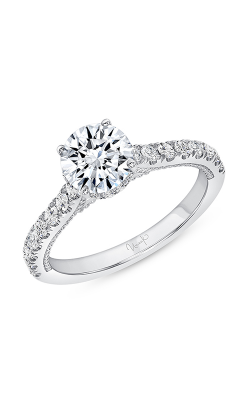 Uneek Engagement Rings SWUS020CW-6.5RD product image