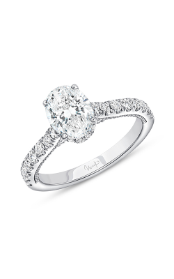 Uneek Engagement Rings SWUS021CW-OV product image