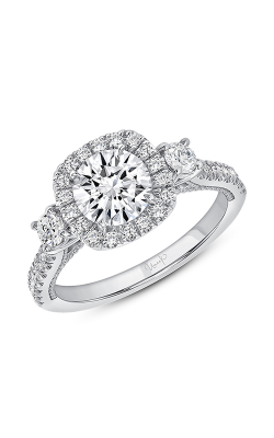Uneek Engagement Rings SWUS308CU-6.5RD product image