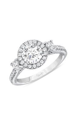 Uneek Engagement Rings SWUS308RD-6.5RD product image