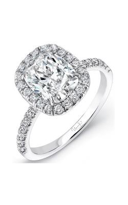 Uneek Engagement Rings Engagement ring URSM08CU-5.5X5.5 product image