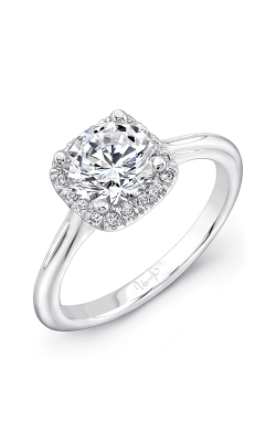 Uneek Diamond Engagement Ring URSMS08CU-6.5RD product image