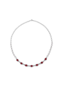 Uneek Gemstone Necklace LVN698OVRU product image