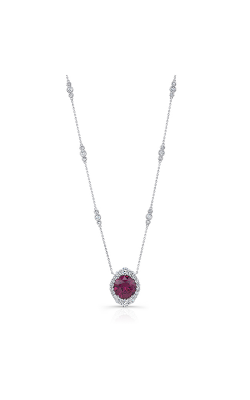 Uneek Gemstone Necklace LVN942RHO product image