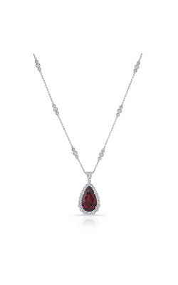 Uneek Gemstone Necklace LVN944RHO product image