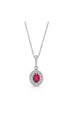 Uneek Gemstone Necklace LVPDN2020R product image