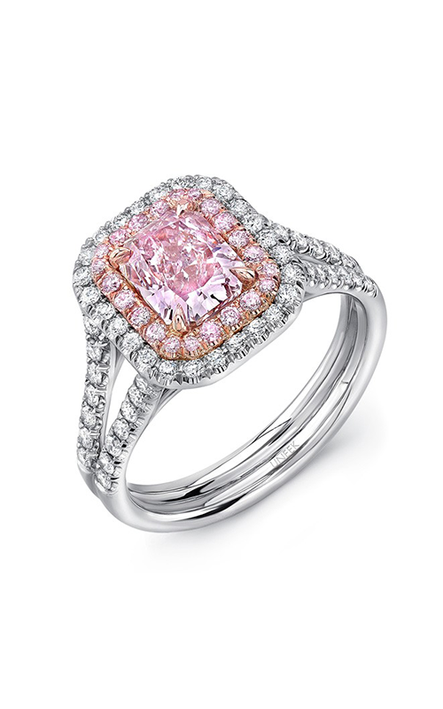 Uneek Natureal Engagement ring LVS1000 product image