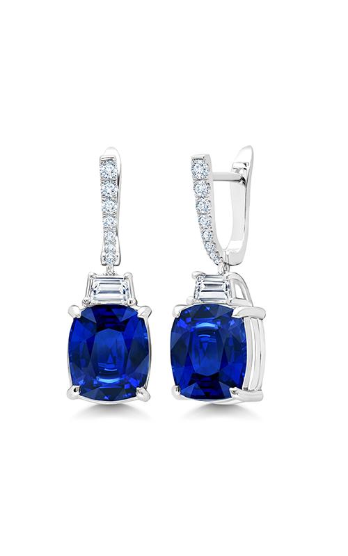 Uneek Gemstone Earrings LVE702CUBS product image