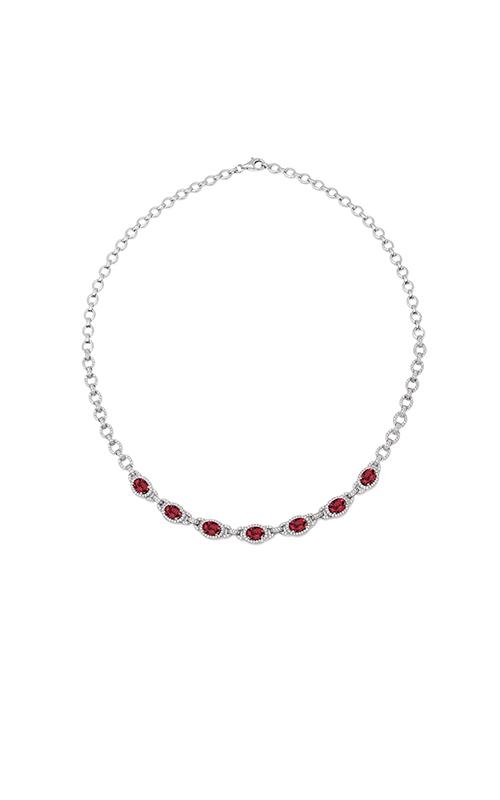 Uneek Gemstone Necklace LVN698OVRU product image
