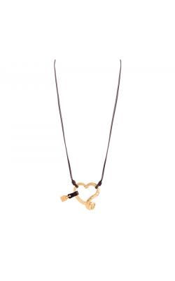 UNO de 50 Gold Necklace COL0984OROMAR0U product image
