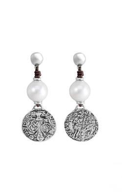 UNO De 50 Silver Earring PEN0247PL product image