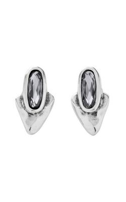 UNO De 50 Silver Earring PEN0561GRSMTL0U product image