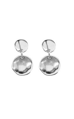 UNO De 50 Silver Earring PEN0055MET X product image