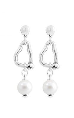 UNO De 50 Silver Earring PEN0526BPLMTL0U product image