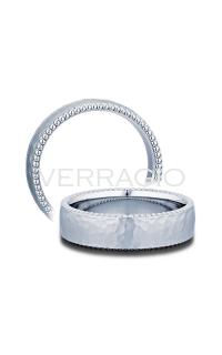 Verragio Men's Wedding Bands MV-6N12HM