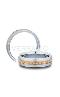 Verragio Men's Wedding Bands MV-6N02-WRW