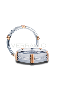 Verragio Men's Wedding Bands MV-6N16