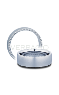 Verragio Men's Wedding Bands MV-7N04
