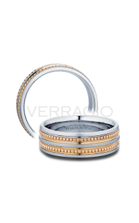 Verragio Men's Wedding Bands MV-7N03-WRW