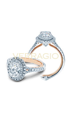 Verragio Couture Engagement Ring COUTURE-0425OV-TT product image