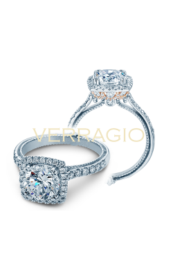 Verragio Couture Engagement ring COUTURE-0430DCU-TT product image