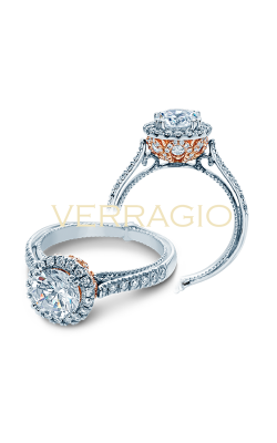 Verragio Couture Engagement ring COUTURE-0433DR-TT product image