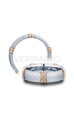 Verragio Men's Wedding Bands Wedding Band MV-6N17HM product image