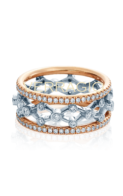 Verragio Wedding Band ETERNA-4024-RWR product image