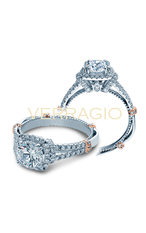 Verragio Parisian Engagement ring PARISIAN-DL117CU product image